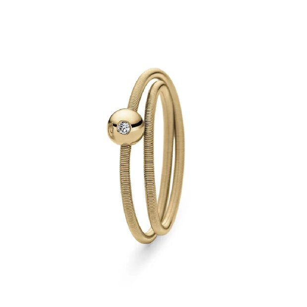 Niessing Colette Ring 750/- Classic Yellow N281522