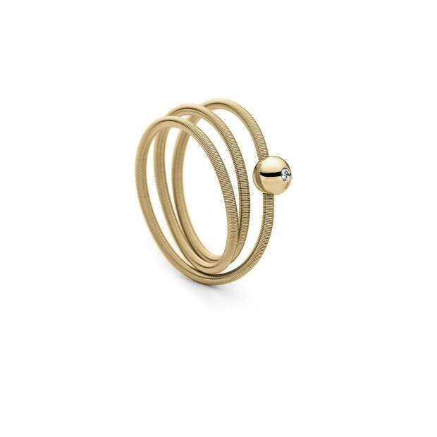 Niessing Colette Ring 750/- Classic Yellow Brill. 0,02 vs1/TW N281523