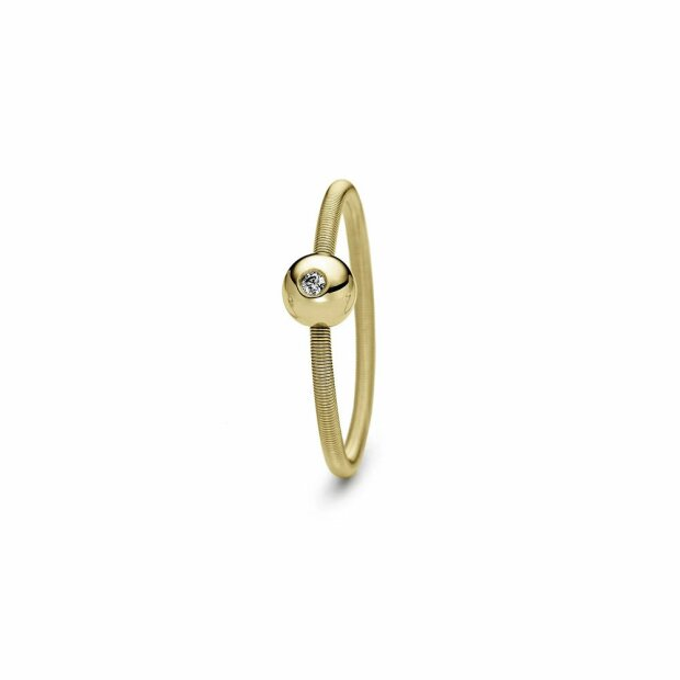 Niessing Colette 1-fach Ring 750/- Spring Green N281521